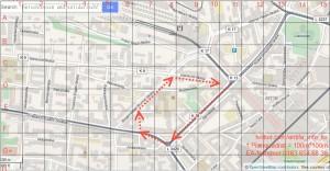 Karte Route + Raster +Twitter +EA -