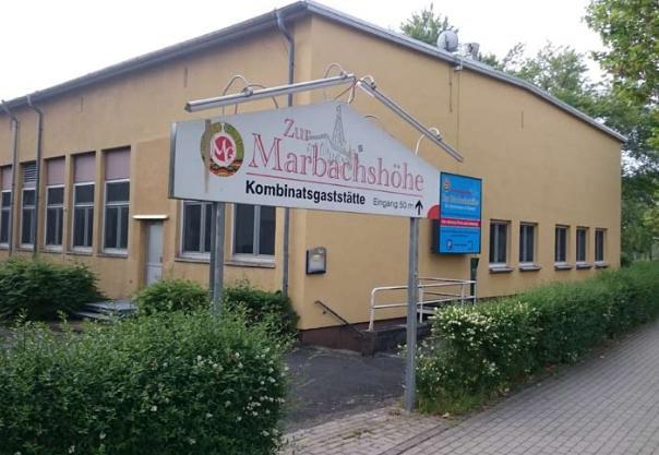 """Stammlokal der AfD in Kassel ist ausgerechnet die Ostalgie-Kneipe """"Zur Marbachshöhe"""""""