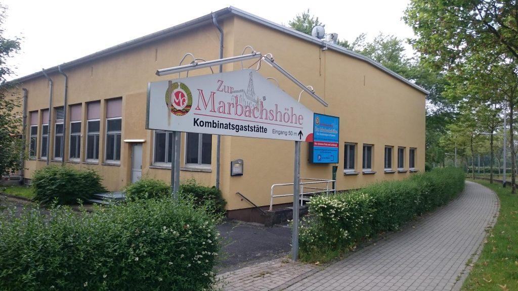 """Gaststätte """"Zur Marbachshöhe"""""""