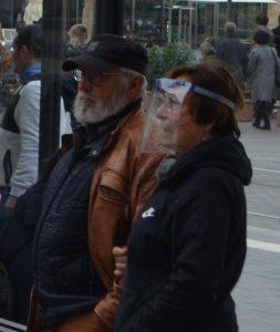 Anton Münnich (links) & Doris Münnich (rechts)